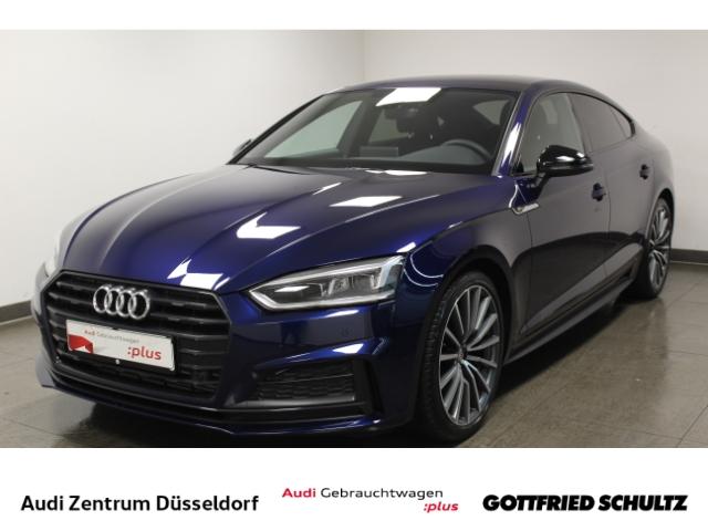 Audi A5 Sportback 40 g-tron S-tronic sport, UPE 63.4 Audi Anschlussgarantie bis 26.06.2024 o.100.000km, Jahr 2019, Benzin