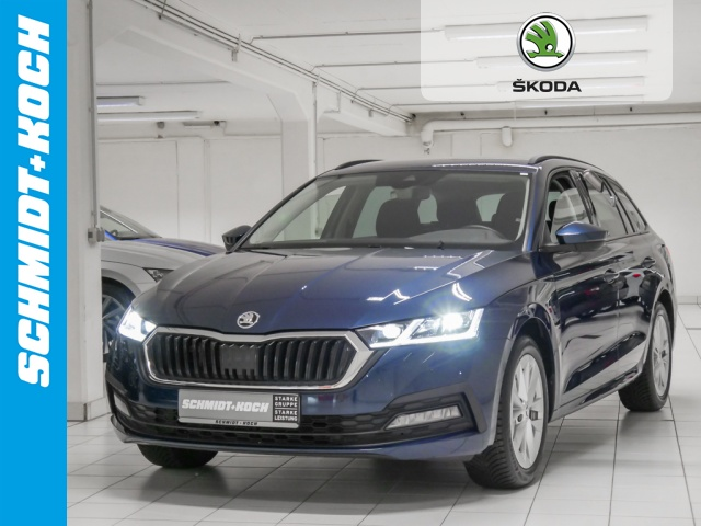 Skoda Octavia Combi 1.5 TSI ACT AMBITION LED, Navi, ACC, Jahr 2020, Benzin