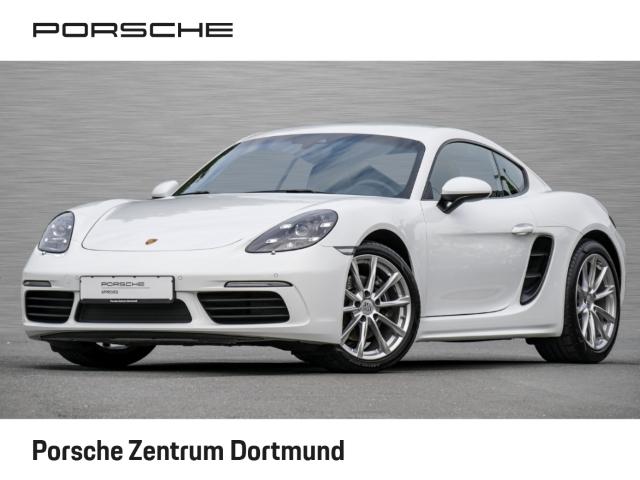 Porsche Cayman 718 LED Navigation PDLS+ 19-Zoll, Jahr 2019, Benzin