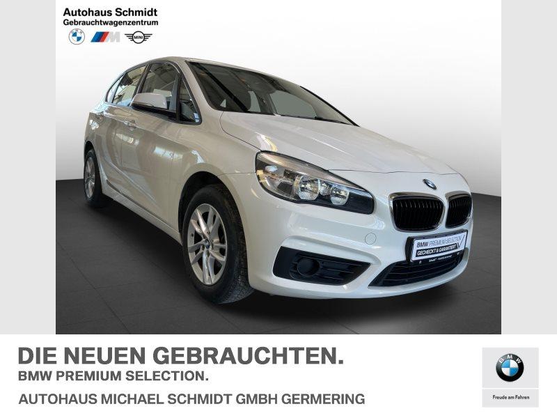 BMW 216i Active Tourer*Bluetooth*Ablagenpaket*, Jahr 2017, Benzin
