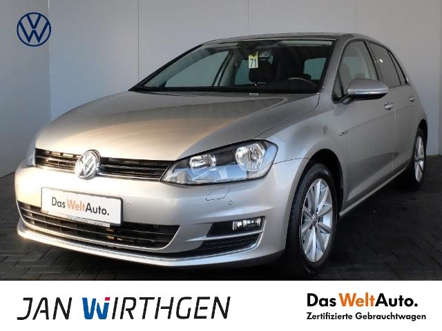 Volkswagen Golf VII 1.2 TSI Lounge GRA PDC, Jahr 2015, Benzin