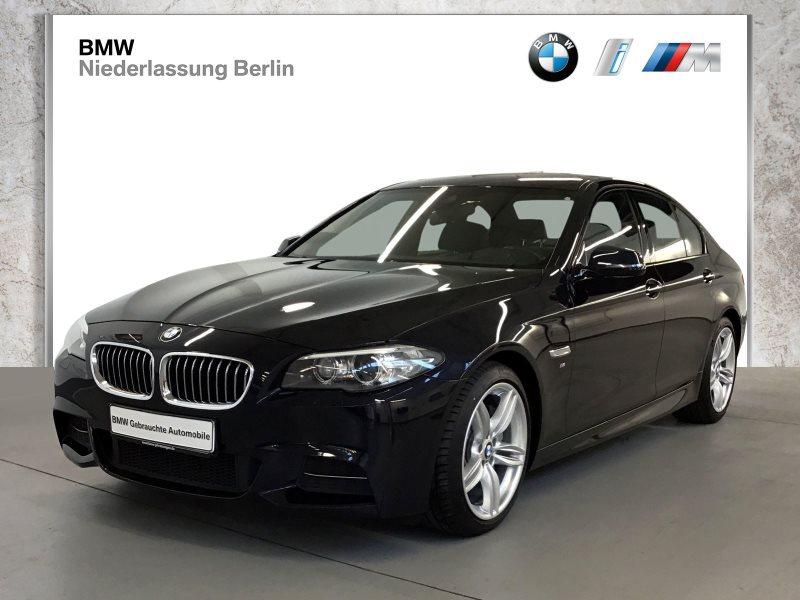 BMW 535d Lim. EU6 Aut. M Sport Navi Komfortsitze GSD, Jahr 2017, Diesel