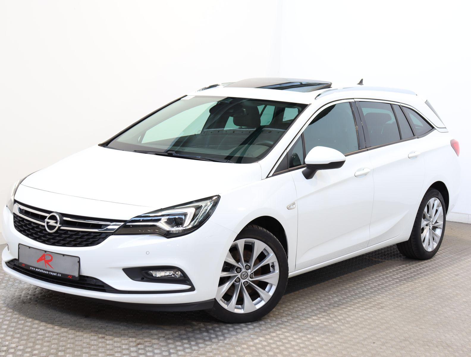 Opel Astra ST 1.6 BiTurbo INNOVATION LED,NAVI,KAMERA, Jahr 2016, Diesel