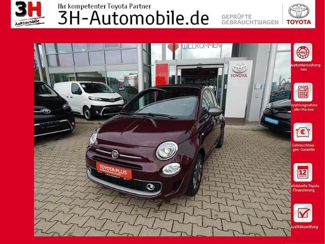 Fiat 500 C 1.2 8V Start&Stopp Sport, Jahr 2019, Benzin