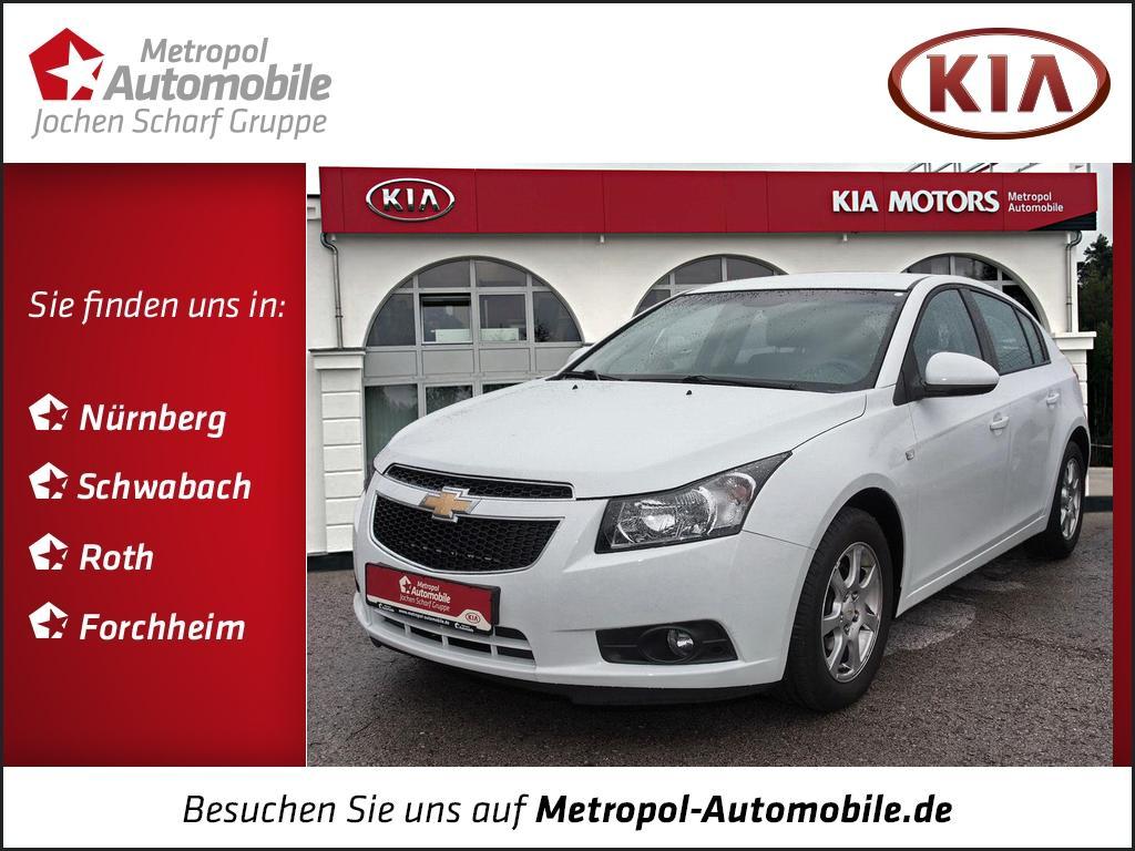 Chevrolet Cruze Hatchback LTZ wenig Kilometer Isofix PDC K, Jahr 2012, Diesel