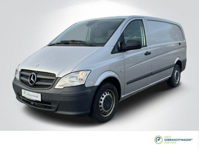 Mercedes-Benz Vito 113 CDI lang*KLIMA*AHK*PDC, Jahr 2014, Diesel