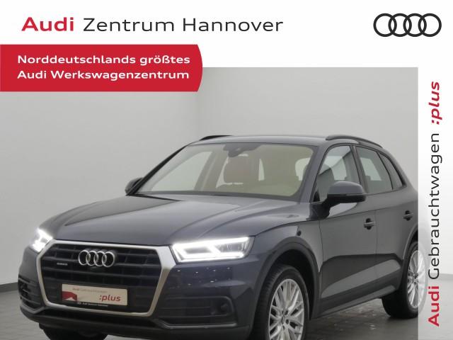 Audi Q5 40 TDI qu. Sitzbelüft.+HuD+Matrix+virtual+ACC, Jahr 2019, Diesel