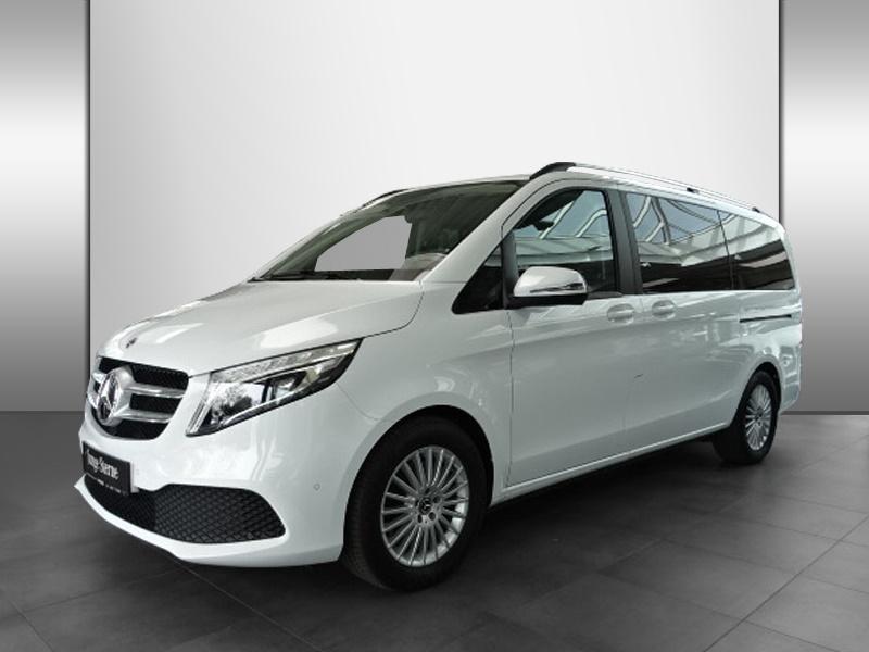 Mercedes-Benz V 300 d long 4x2 Spur-P., Jahr 2020, Diesel