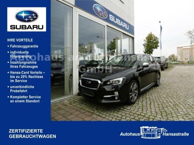 Subaru Levorg 1.6 Sport, Rückfahrkamera, Navi, Jahr 2016, Benzin