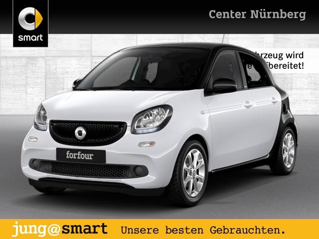 smart forfour 52kW passion cool&Media Direktlenkung, Jahr 2016, Benzin