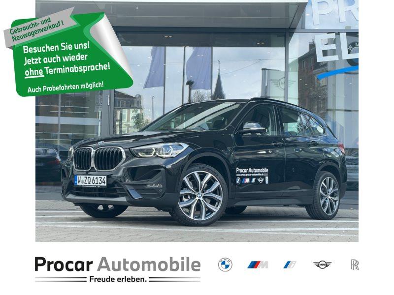 BMW X1 sDrive20d Advantage DAB LED Navi Tempomat, Jahr 2021, Diesel