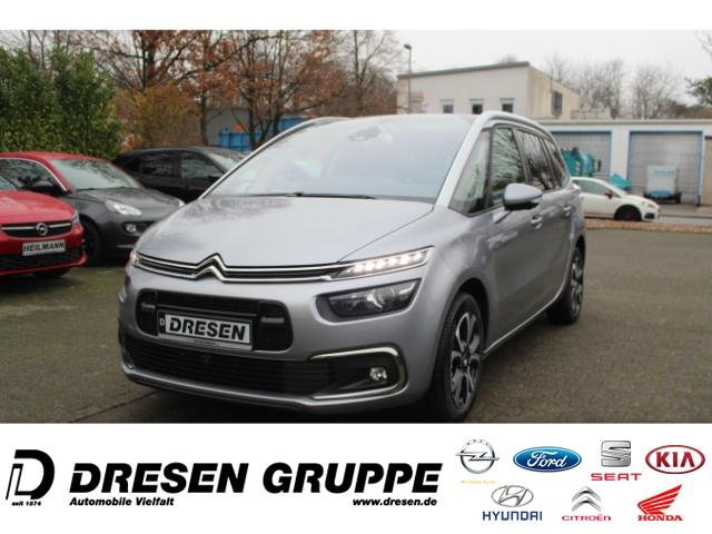 Citroën Grand C4 Space Tourer Spacetourer Shine Pack EU6d+7-Sitzer+Navi+Park-Assist+Klimaautomatik, Jahr 2020, Diesel