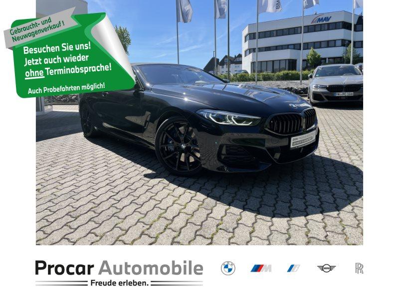 BMW 840d xDrive Cabrio+MSport+HeadUp+DAB+Laser+B&W, Jahr 2019, Diesel