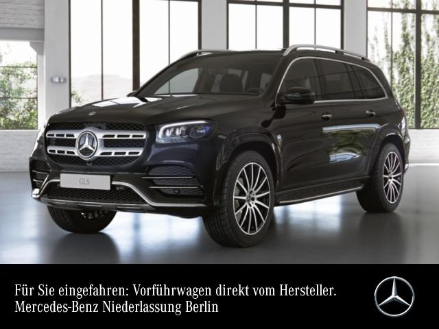 Mercedes-Benz GLS 350 d 4M AMG WideScreen Pano Multibeam Distr., Jahr 2021, Diesel