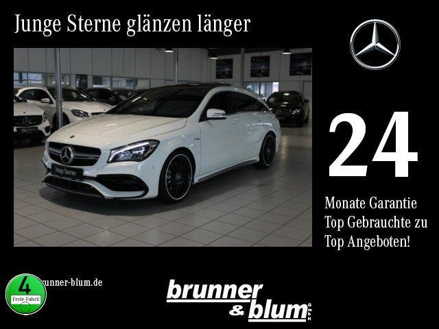 Mercedes-Benz CLA 45 4MATIC SB Comand,Panodach,Kamera,19Zoll, Jahr 2017, Benzin