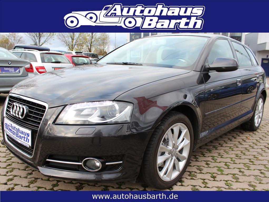 Audi A3 1.4 TSI * Xenon * SHZ * Tempomat * 1.Hand *, Jahr 2012, petrol