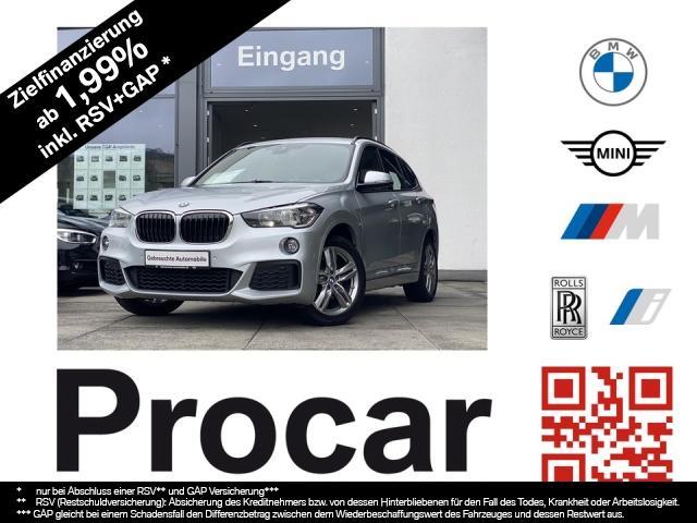 BMW X1 xDrive18d M Sport Aut. Klimaaut. Sportsitze, Jahr 2017, Diesel