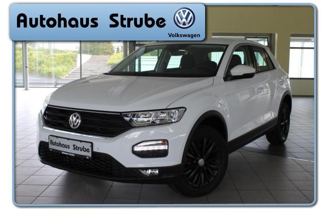 Volkswagen T-ROC 1.0 TSI AHK MFL APP-CON PDC, Jahr 2018, Benzin