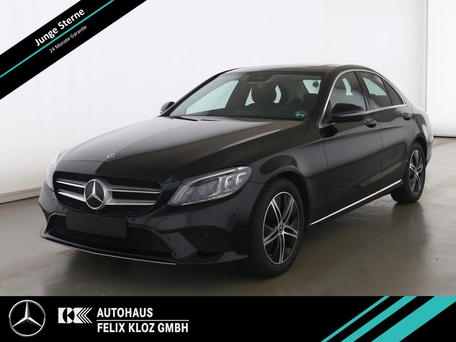 Mercedes-Benz C 200 Avantgarde*Navi*MultiBeam*Totwinkel*SHD, Jahr 2020, Benzin