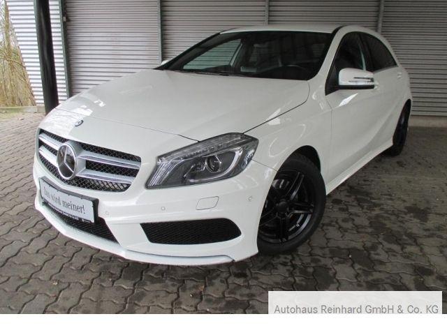 Mercedes-Benz A 200 CDI AMG+Nav+PDC+H/K+Xenon ILS+get.Scheiben, Jahr 2013, Diesel