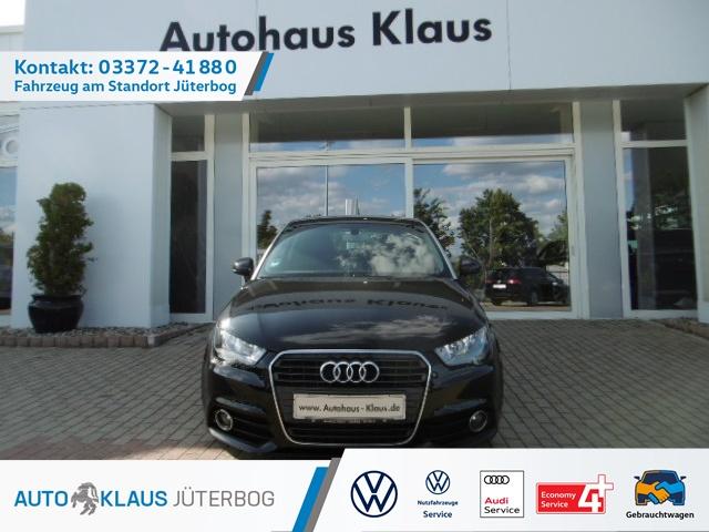 Audi A1 Ambition 1.4 TFSI Klimaautomatik - Sitzheizung, Jahr 2012, Benzin