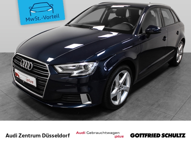 Audi A3 Sportback Sport 2.0 TDI 6-Gang, Jahr 2018, Diesel