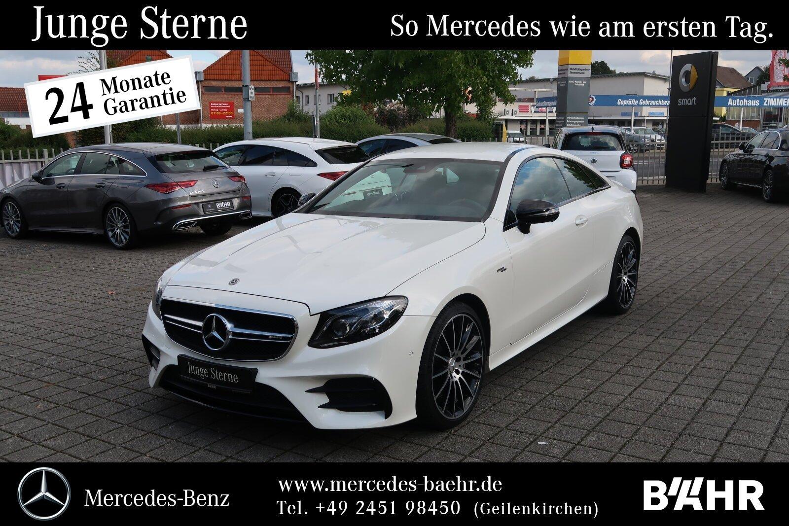 Mercedes-Benz E 53 4M+ Coupé Night/Comand/Multibeam/Widescreen, Jahr 2018, Benzin