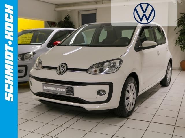 Volkswagen up! 1.0 BMT move up! SHZ, PDC Drive-Paket plus, Jahr 2018, Benzin