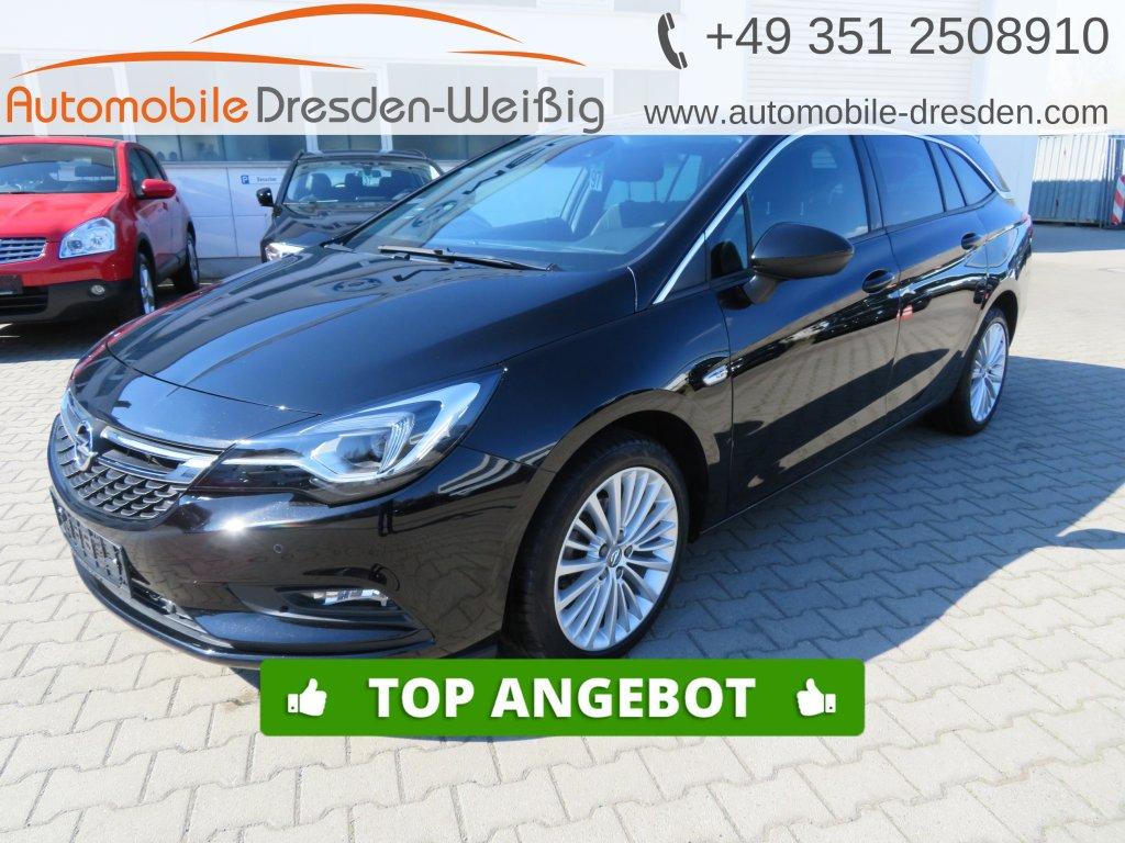 Opel Astra Sports Tourer 1.4 Turbo INNOVATION*Navi*, Jahr 2017, Benzin