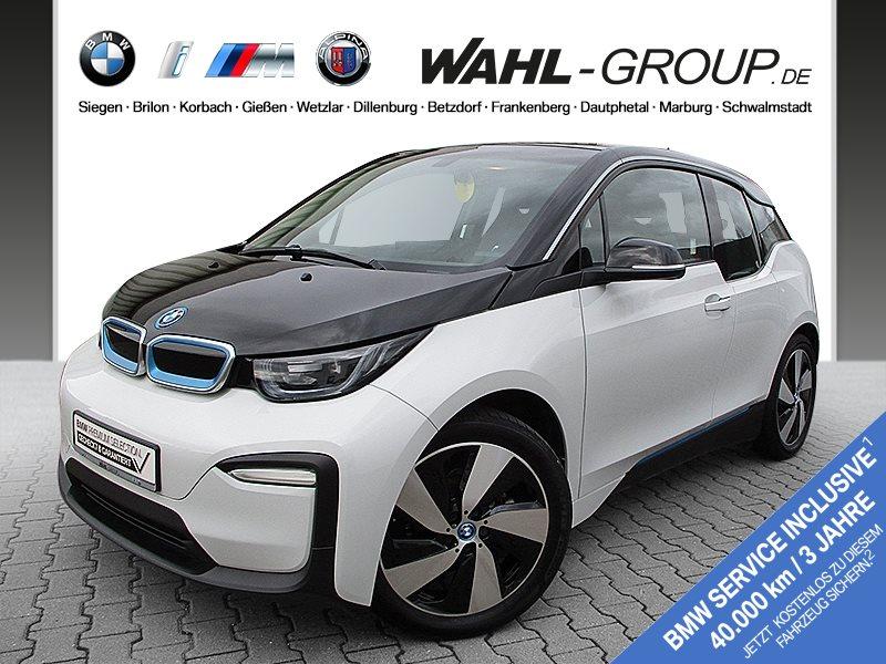 BMW i3 .94Ah Navi Prof. Tempomat Klimaaut. Shz, Jahr 2018, Elektro