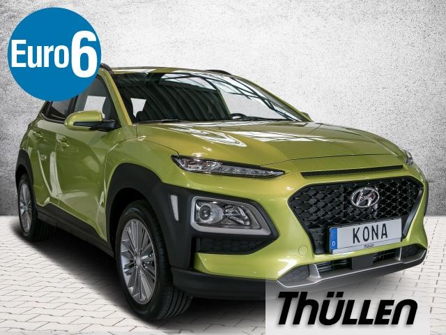 Hyundai Kona 1.0 T-GDi YES! Navi Rückfahrk. Winterpaket, Jahr 2019, Benzin
