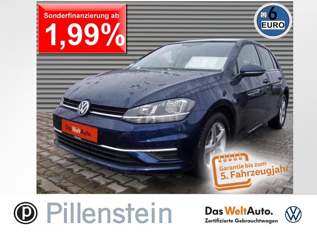 Volkswagen Golf VII 1.6 TDI Comfortline ACC NAVI SITZH PDC, Jahr 2019, Diesel