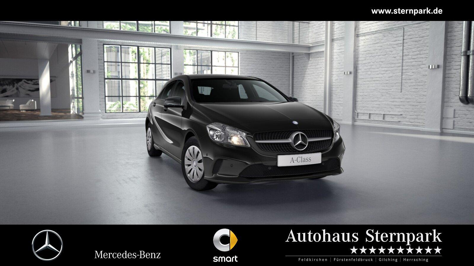 Mercedes-Benz A 160 Navi+CD+Klima+6-Gang+SHZ+Parkpilot+ R-CD, Jahr 2017, Benzin
