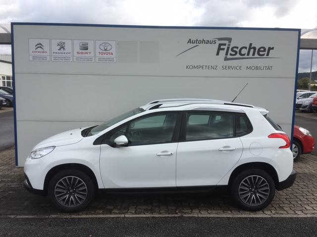 Peugeot 2008 BlueHDi 100 STOP & START Active, Jahr 2015, Diesel
