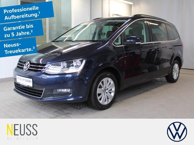 Volkswagen Sharan 2,0 TDI Comfortline AHK+NAVI+7SITZE, Jahr 2014, Diesel
