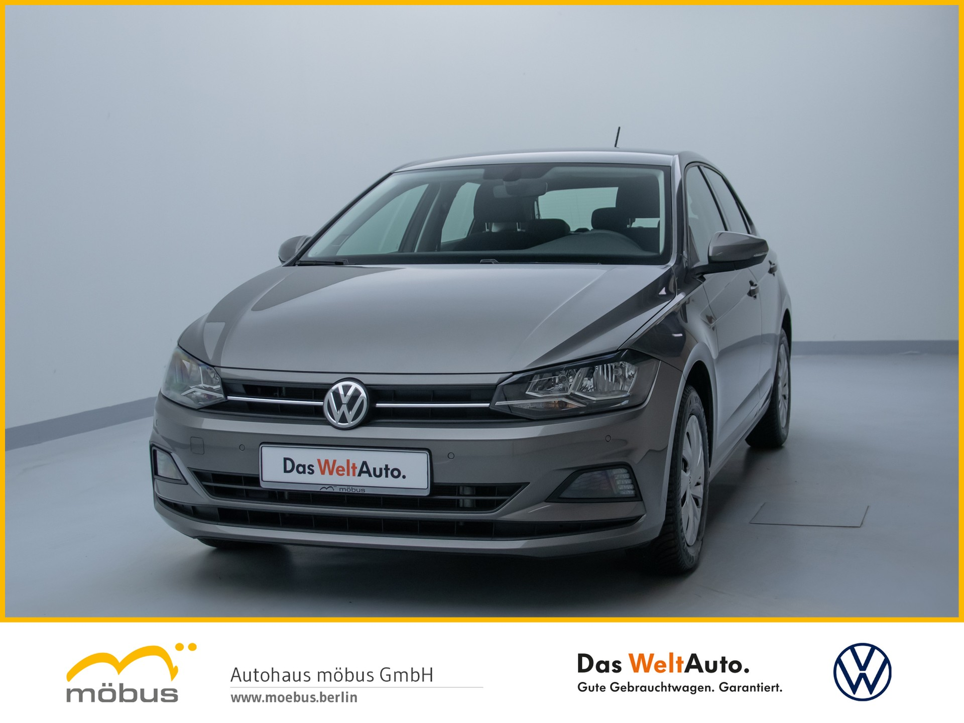 Volkswagen Polo 1.0 TSI COMFORTL +NAVI+PDC+KLIMA+, Jahr 2019, Benzin