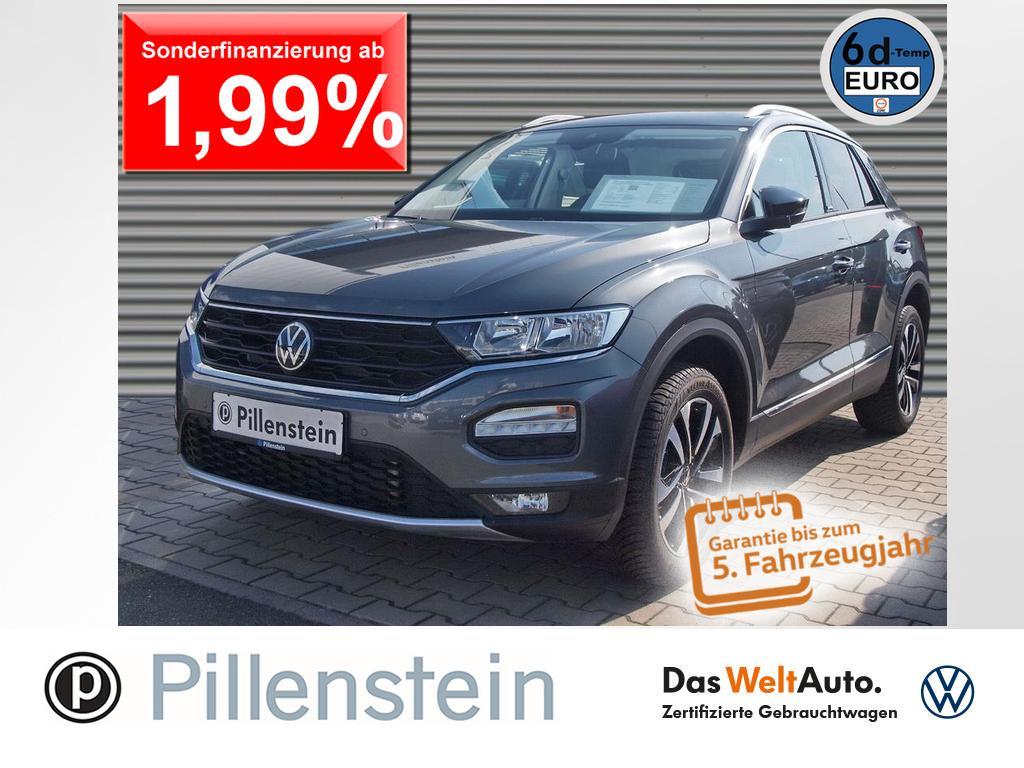Volkswagen T-Roc UNITED 1.6 TDI ACC AHK BEATS NAVI KAMERA, Jahr 2020, Diesel
