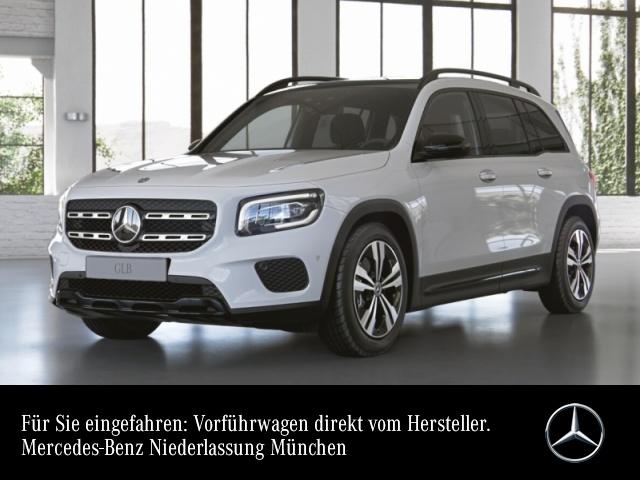 Mercedes-Benz GLB 250 4M PROGRESSIVE+Night+Pano+LED+Kamera+Totw, Jahr 2020, Benzin