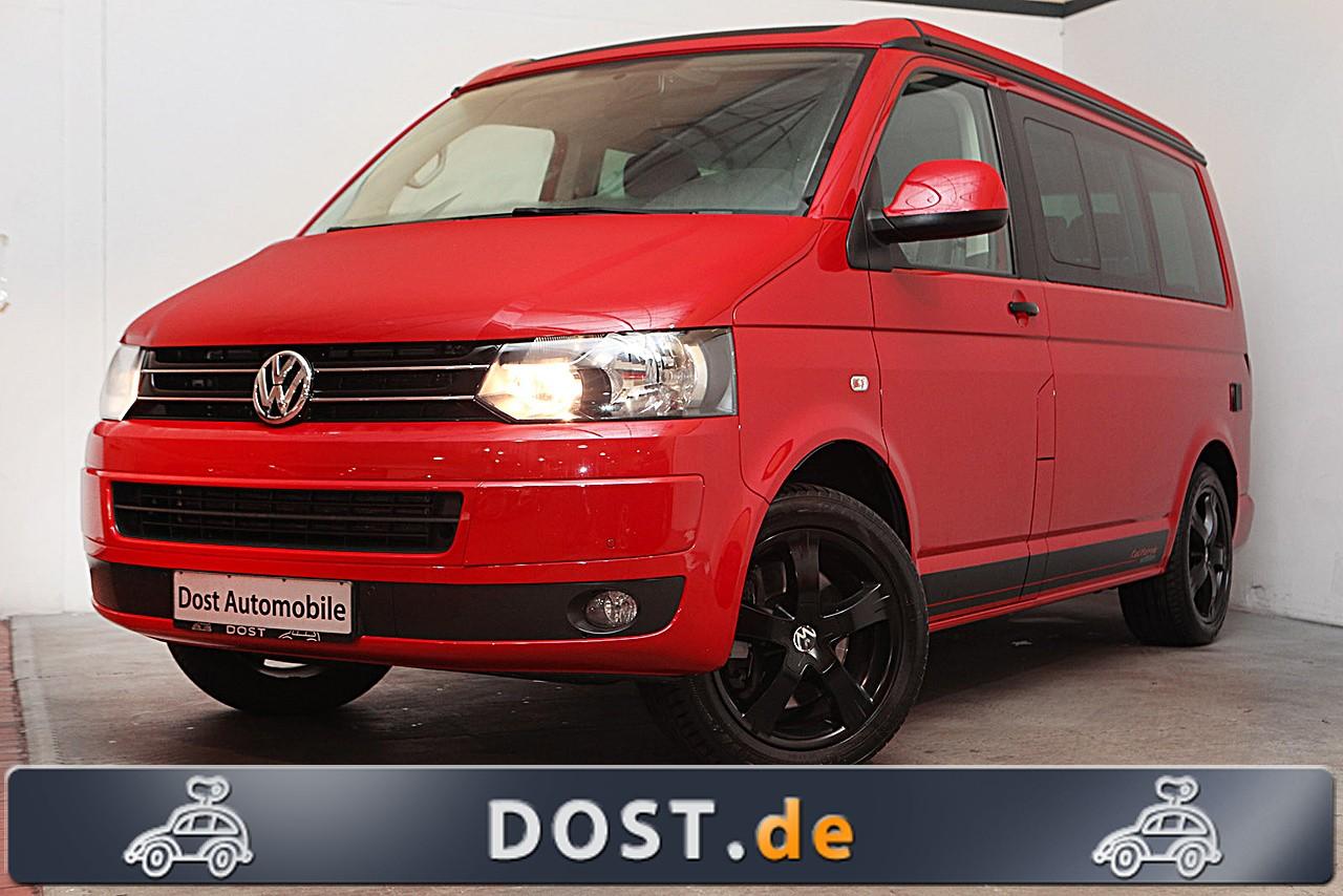 Volkswagen T5 California Beach Edition, 2.0 TDI, 6-Gang, Jahr 2013, Diesel