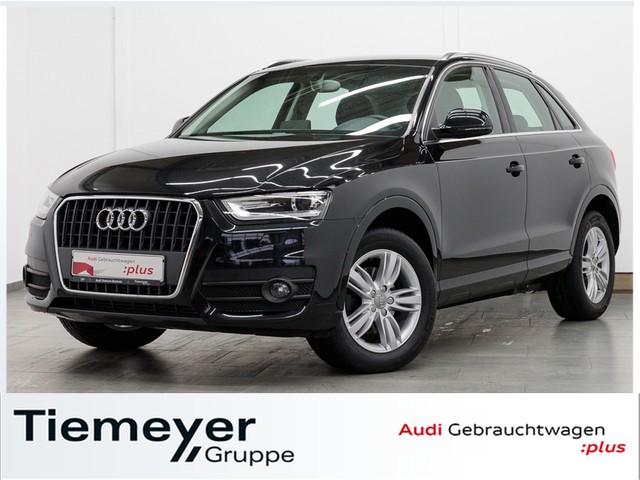 Audi Q3 2.0 TDI XENON+ NAVI SOUNDSYS LM17, Jahr 2012, Diesel