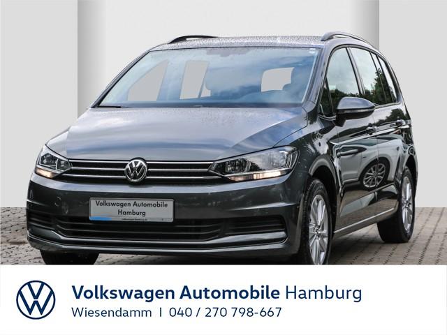 Volkswagen Touran 1.5 TSI DSG Comfortline Navi 7-Sitze LM Klimaautomatik, Jahr 2019, Benzin
