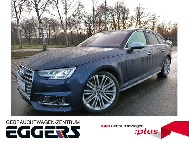 Audi S4 Avant 3,0 qu/tip. AHK*Matrix*B&O*HuD*Pano, Jahr 2016, petrol