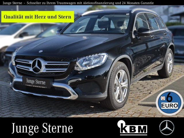 Mercedes-Benz GLC 220 d 4MATIC EXCLUSIVE°PANO°NAVI°PTS°SHZ°, Jahr 2016, Diesel