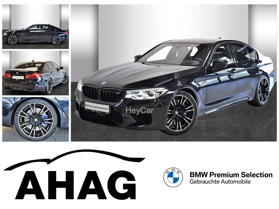 BMW M5 Competition xDrive Competition Paket Glasdach, Jahr 2018, Benzin