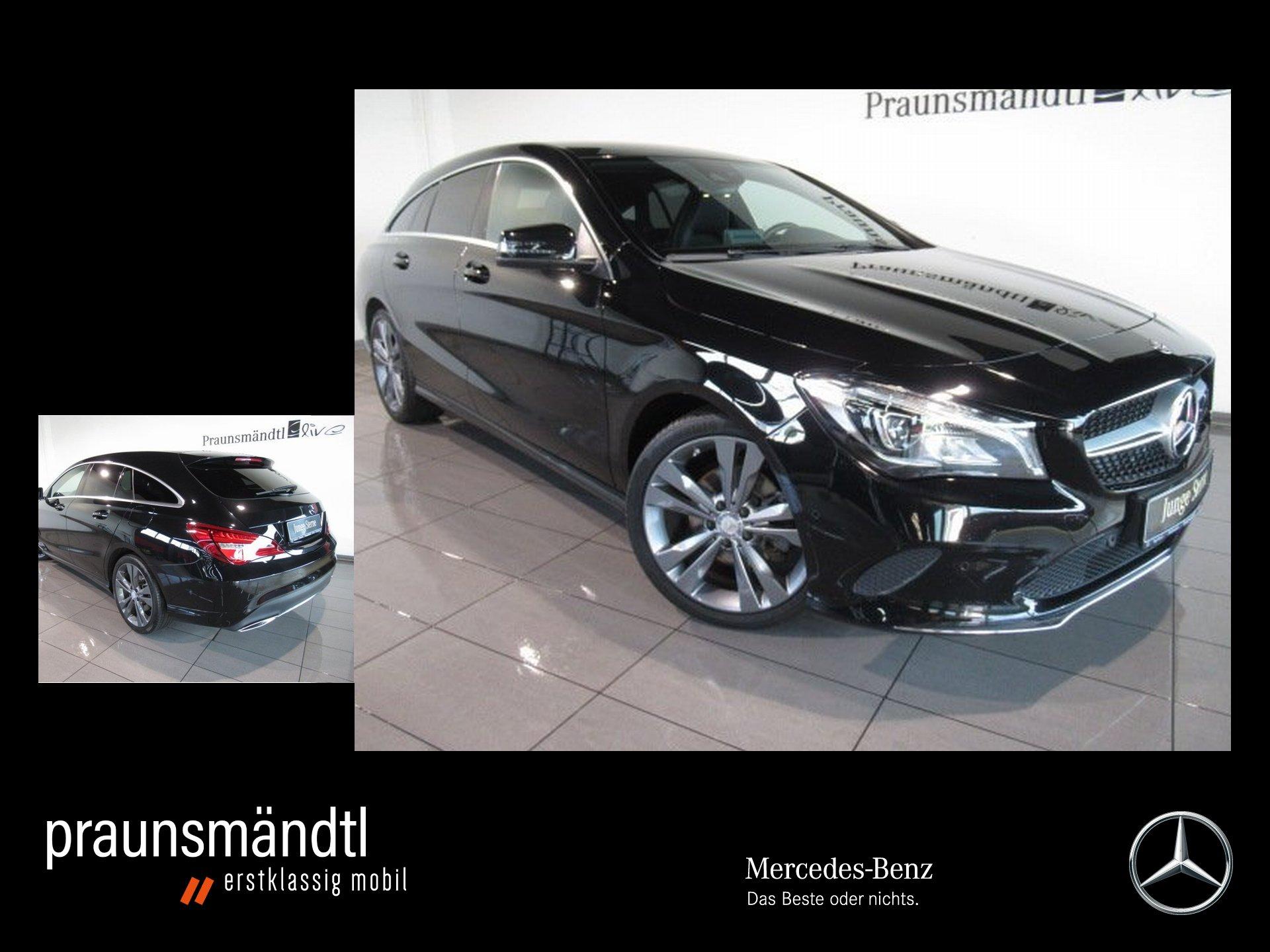 Mercedes-Benz CLA 200 d 4M SB Urban 7AG/LED/AHK/Navi/Kamera/18, Jahr 2017, Diesel