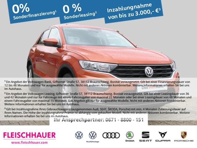 Volkswagen T-Roc Basis 1.6 TDI Shz Navi USB Telefon PDC, Jahr 2019, Diesel