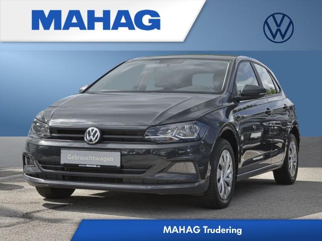 Volkswagen Polo Trendline 1.6 TDI Klima Einparkhilfe Multifunktionsanzeige 5-Gang, Jahr 2018, Diesel