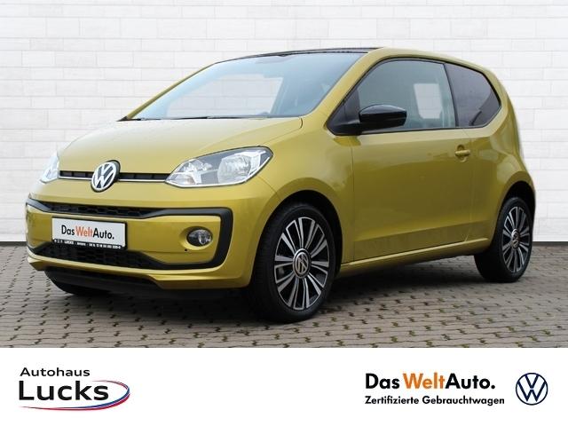 Volkswagen up! high 1.0 Shz EPH Klima, Jahr 2020, Benzin