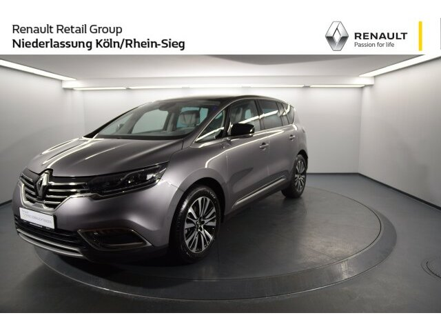 Renault ESPACE V INITIALE PARIS dCi 160 EDC DVD+BILDSCH, Jahr 2016, Diesel