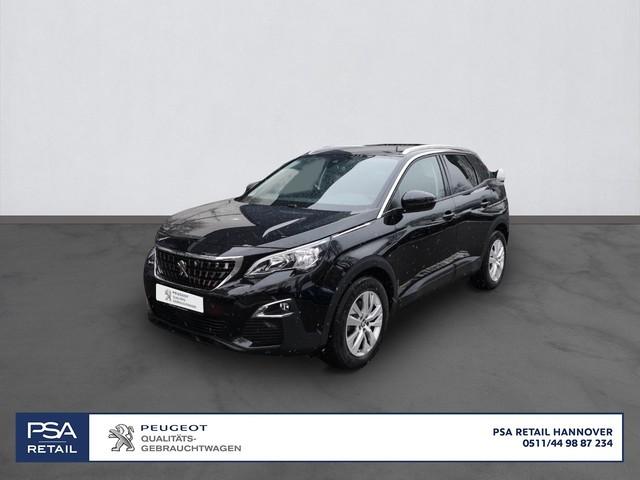 Peugeot 3008 BlueHDi 130 Stop & Start EAT8 Active, Jahr 2020, Diesel